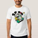 Francés Mickey el | Mickey y Minnie en Vespa Playeras