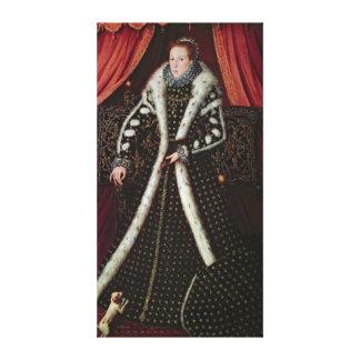 Frances Sidney, condesa de Sussex, c.1565 Impresiones En Lienzo Estiradas