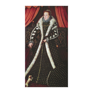 Frances Sidney, Countess of Sussex, c.1565 Canvas Print