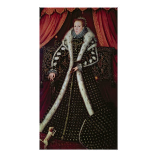 Frances Sidney, Countess of Sussex, c.1565 Poster