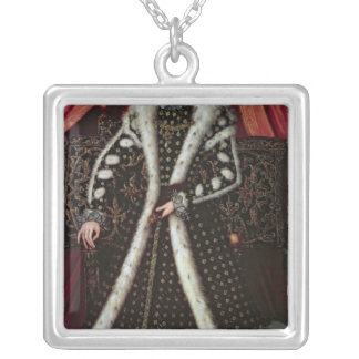Frances Sidney, Countess of Sussex, c.1565 Silver Plated Necklace