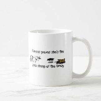 Frances the Black Sheep Coffee Mug