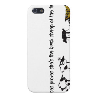 Frances the Black Sheep Covers For iPhone 5