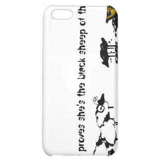 Frances the Black Sheep iPhone 5C Cover
