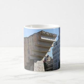 Francesc Macià monument, Barcelona Coffee Mug