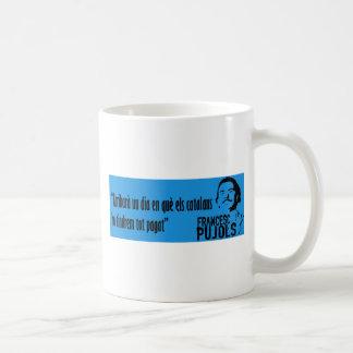 Francesc Pujols Coffee Mug