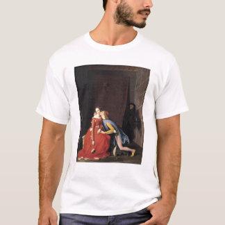 Francesca da Rimini and Paolo Malatesta, 1819 T-Shirt