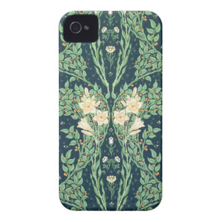 Francesca wallpaper design iPhone 4 case