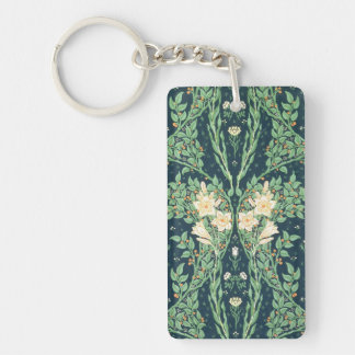 Francesca wallpaper design acrylic key chains