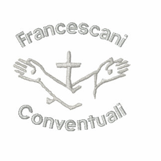 Francescani Conventuali - Conventual Franciscans Embroidered Hoodie