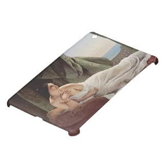 Francesco Hayez- Reclining odalisque iPad Mini Case