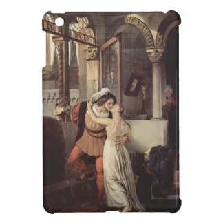 Francesco Hayez- The last kiss of Romeo and Juliet iPad Mini Covers