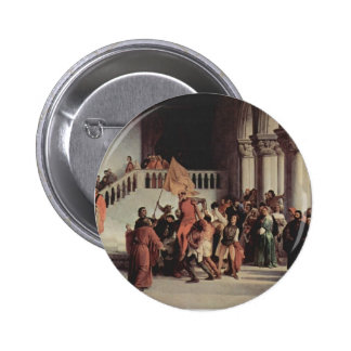 Francesco Hayez- The liberation from the prison Button