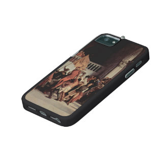 Francesco Hayez- The liberation from the prison iPhone 5/5S Cover