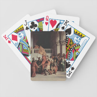 Francesco Hayez- The liberation from the prison Deck Of Cards