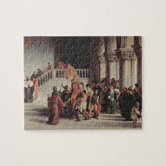 Francesco Hayez- The liberation from the prison Puzzle