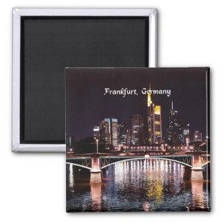 Francfort, Alemania Imán Cuadrado