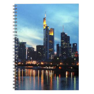 Francfort, Alemania Notebook
