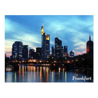 Francfort, Alemania Tarjetas Postales