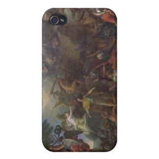 Franche-Comte conquistó para la segunda vez iPhone 4 Cárcasa