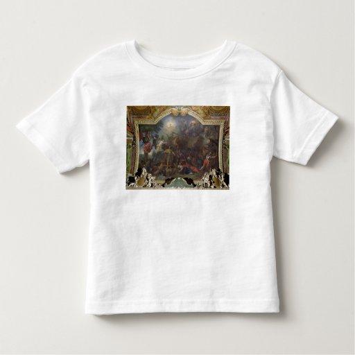 Franche-Comte conquistó para la segunda vez T Shirts