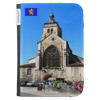 Franche-Comte gifts, Arbois church Case For The Kindle