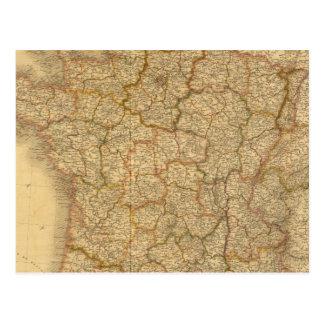 Francia 18 postales