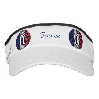 Francia #1 viseras de alto rendimiento
