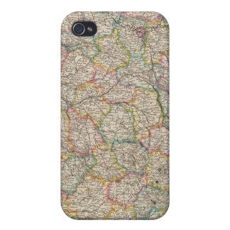 Francia 24 iPhone 4 cárcasa