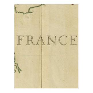 Francia 42 tarjeta postal