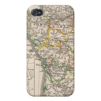 Francia a partir de 1610 a 1790 iPhone 4/4S carcasas