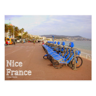 Francia agradable #1 tarjetas postales