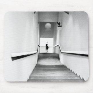 Francia agradable, museo de la escalera del arte m alfombrilla de raton