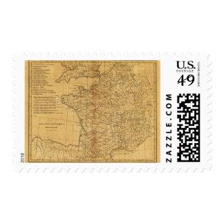 Francia antigua sello