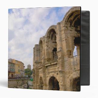 "Francia, Arles, Provence, amphitheatre romano Carpeta 1 1/2"""