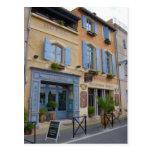 Francia, Arles, Provence, hotel y restaurante Tarjetas Postales