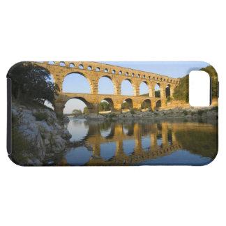 Francia, Aviñón. El acueducto romano de Pont du Ga iPhone 5 Cárcasa