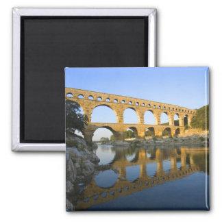 Francia, Aviñón. El acueducto romano de Pont du Ga Imán Cuadrado
