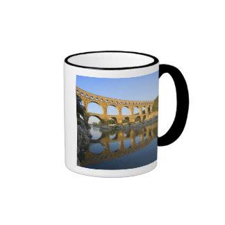 Francia, Aviñón. El acueducto romano de Pont du Ga Taza De Café