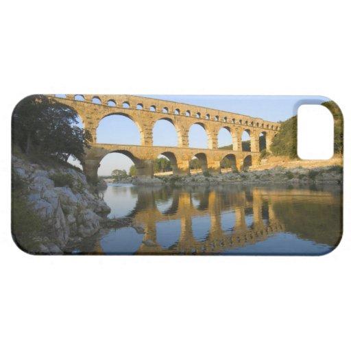 Francia, Aviñón. El acueducto romano de Pont du iPhone 5 Fundas