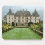 Francia, Borgoña, Cormatin, Chateau de Cormatin, Tapete De Raton