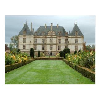 Francia, Borgoña, Cormatin, Chateau de Cormatin, Tarjetas Postales