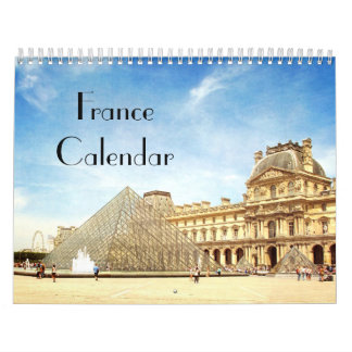 Francia Calendario