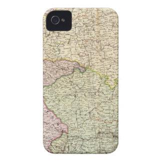Francia de nordeste iPhone 4 cárcasas