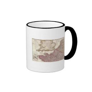 Francia del noroeste taza de café