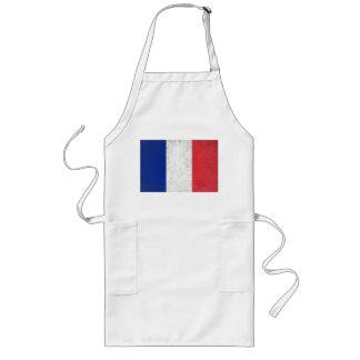 Francia Delantal Largo