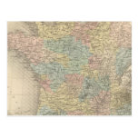 Francia en 1789 2 tarjeta postal