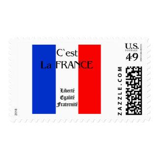 Francia Estampillas