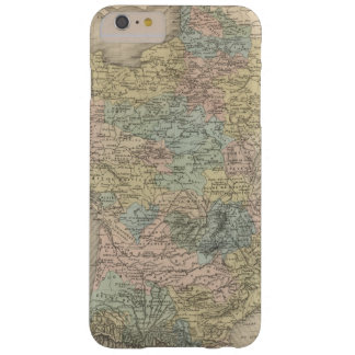 Francia Feodale Funda De iPhone 6 Plus Barely There