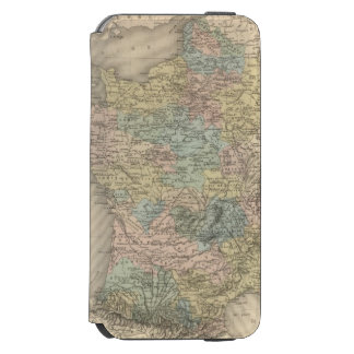 Francia Feodale Funda Cartera Para iPhone 6 Watson